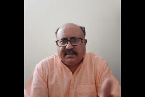 صحافی راجیو شرما۔ (فوٹو: یوٹیوب)