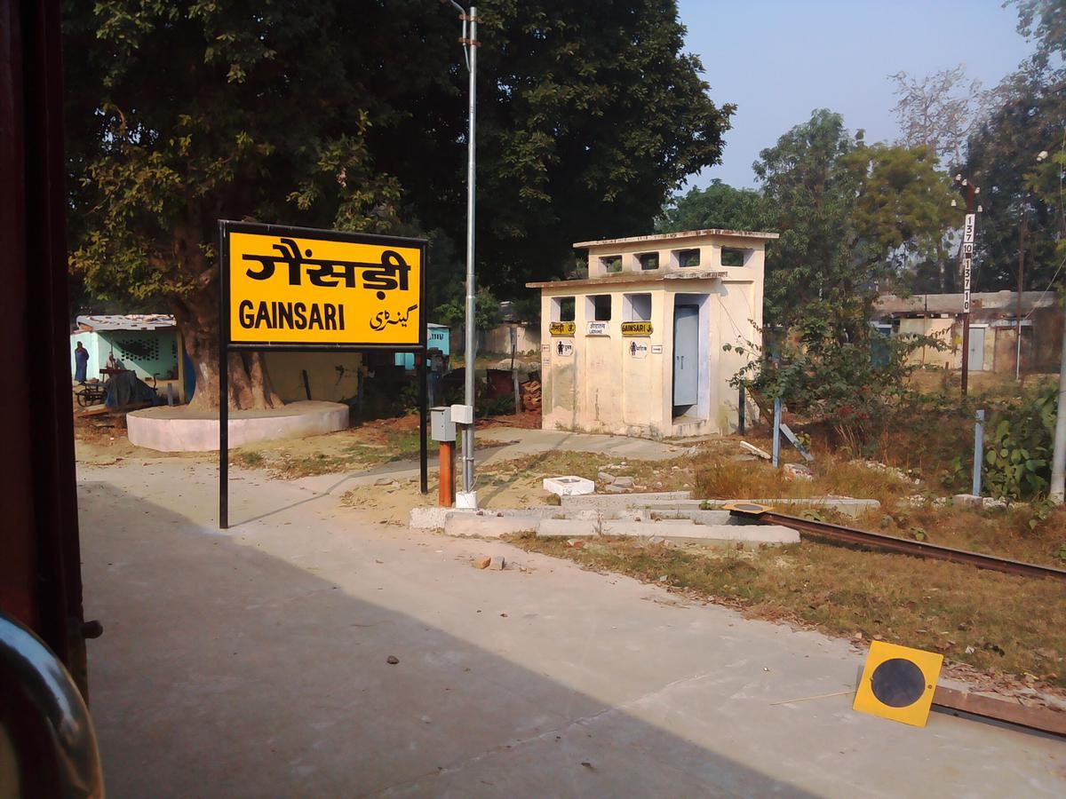 (علامتی فوٹو،بہ شکریہ: انڈیا ریل ان فو)