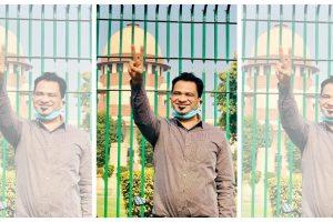 ڈاکٹر کفیل خان۔ (فوٹو بہ شکریہ: فیس بک/@drkafeelkhanofficial)