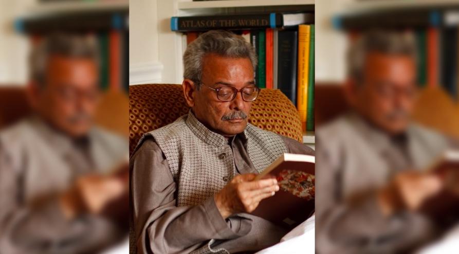 Shamsur Rahman Faruqi. Photo: Twitter/@MayaramArvind