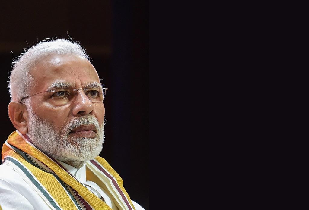 وزیر اعظم نریندر مودی۔ (فوٹو: پی ٹی آئی)