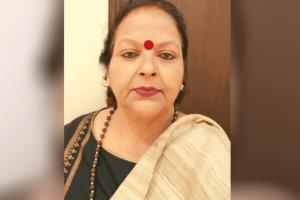 قومی کمیشن برائے خواتین کی رکن چندرمکھی دیوی(فوٹو: این سی ڈبلیو ویب سائٹ)