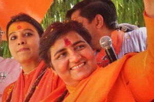 BJP's Pragya Singh Thakur. Credit: PTI