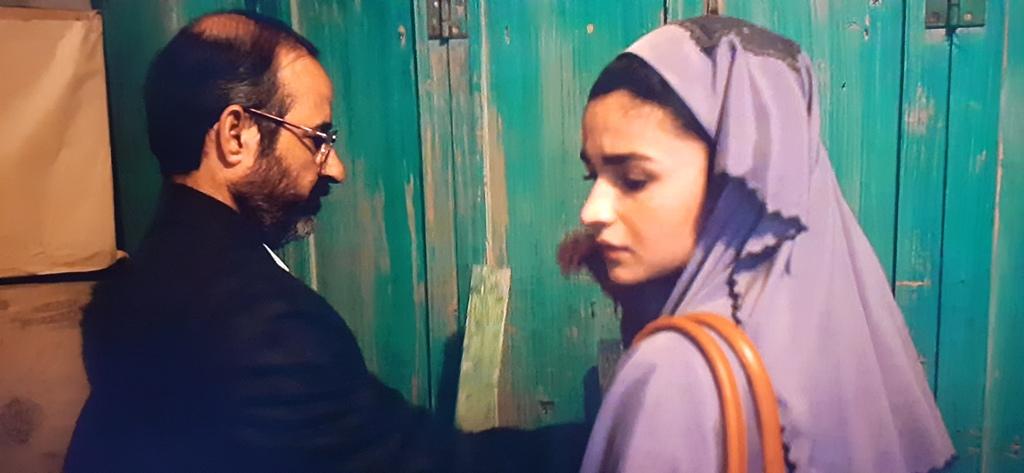 فلم راضی میں عالیہ بھٹ کے ساتھ راجیش جیس۔