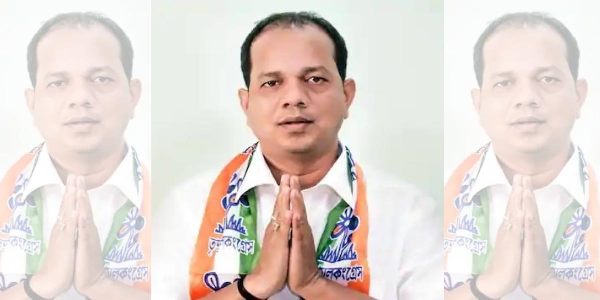 مغربی بنگال کے وزیر ذاکر حسین۔