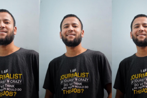 صحافی سجاد گل (فوٹو: اسپیشل ارینجمنٹ)