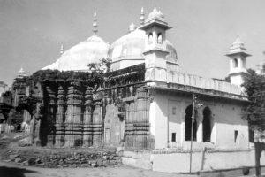 وارانسی واقع گیان واپی مسجد۔ (فوٹو: ڈاکٹر اے پی سنگھ/فائل)