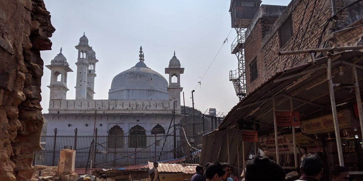 گیان واپی مسجد۔ (فوٹو: کبیر اگروال/د ی وائر)