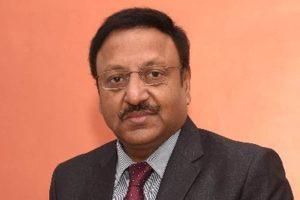الیکشن کمشنر راجیو کمار۔ (فوٹو: پی ٹی آئی)