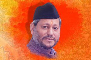 تیرتھ سنگھ راوت۔ (فوٹوبہ شکریہ: ٹوئٹر/@BJP4UK)