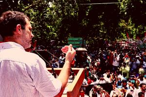 راہل گاندھی، فوٹو: پی ٹی آئی