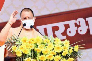 یوگی آدتیہ ناتھ۔ (فوٹو بہ شکریہ: فیس بک/@MYogiAdityanath)