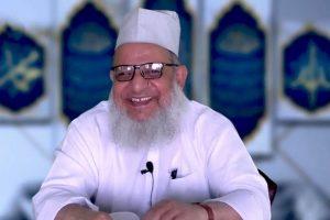 مولانا کلیم صدیقی۔ (فوٹو بہ شکریہ: ٹوئٹر/@KhanAmanatullah)