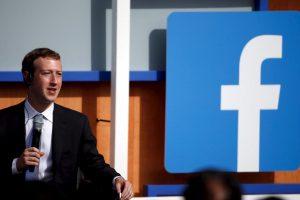 فیس بک کے سی ای او مارک زکربرگ۔ (فوٹو: رائٹرس)